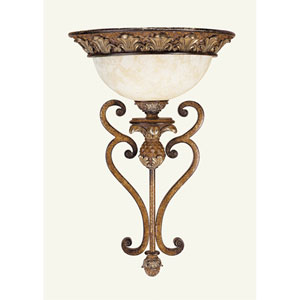 Savannah Venetian Patina Sconce