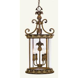 Savannah Venetian Patina Lantern Pendant