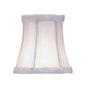 Champagne Bell Clip Chandelier Shade