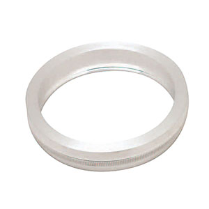 Silver Louver Lens Holder