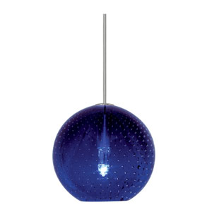 Bulle Blue Mini Pendant
