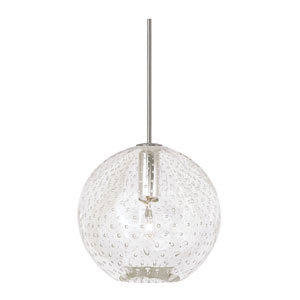 Bulle Clear Mini Pendant