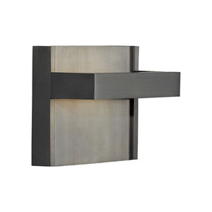 Feiss Mila Brushed Steel Sconce Wb1452bs Bellacor