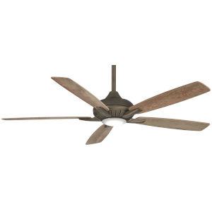 Dyno XL Heirloom Bronze 60-Inch Smart Ceiling Fan