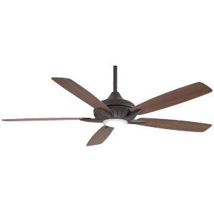 Dyno XL Oil Rubbed Bronze 60-Inch Smart Ceiling Fan