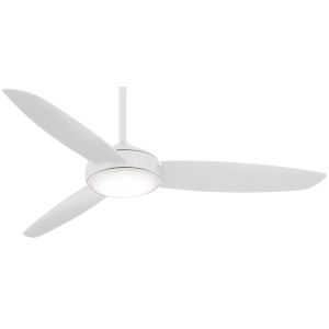 Concept IV White 54-Inch LED Smart Ceiling Fan
