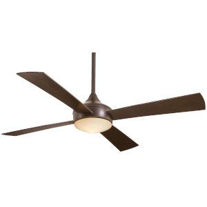Aluma Oil Rubbed Bronze 52-Inch LED Outdoor Ceiling Fan