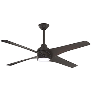 Swept Kocoa LED Ceiling Fan