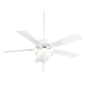 Contractor Unipack White 52-Inch Ceiling Fan