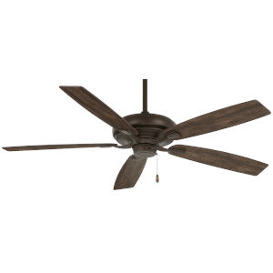 Watt Oil Rubbed Bronze 52-Inch Ceiling Fan