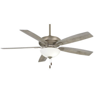 Watt II Burnished Nickel 60-Inch LED Ceiling Fan