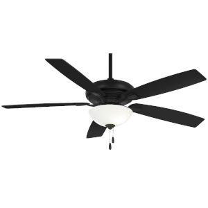 Watt II Coal 60-Inch LED Ceiling Fan