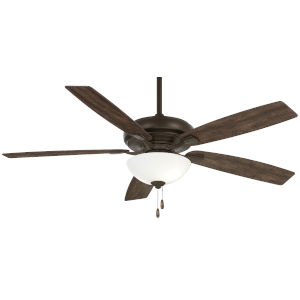 Watt II Oil Rubbed Bronze 60-Inch LED Ceiling Fan