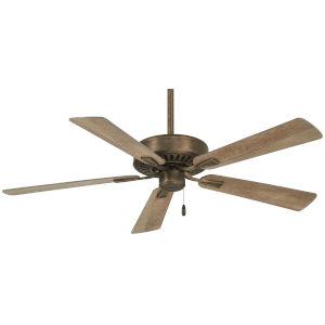 Contractor Plus Heirloom Bronze 52-Inch Ceiling Fan