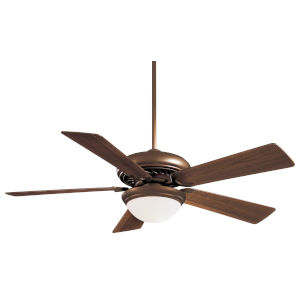 Supra Oil Rubbed Bronze 52-Inch LED Ceiling Fan