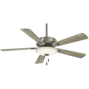 Contractor Unipack Burnished Nickel 52-Inch Led Ceiling Fan