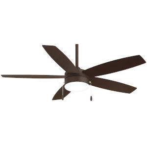Airetor Oil Rubbed Bronze 52-Inch LED Smart Ceiling Fan