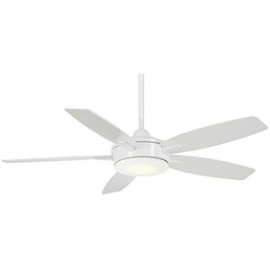 Espace White LED Ceiling Fan