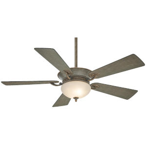 Delano Driftwood 52-Inch Two-Light LED Ceiling Fan