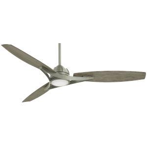 Molino Burnished Nickel 65-Inch LED Smart Ceiling Fan