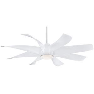Dream Star White LED Ceiling Fan