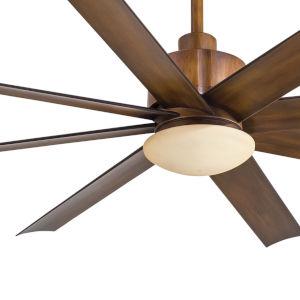 Slipstream Distressed Koa 65-Inch Ceiling Fan