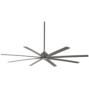 XTREME H2O Smoked Iron Outdoor Ceiling Fan