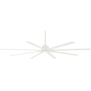 Htreme H2O Flat White 84-Inch Outdoor Ceiling Fan