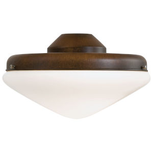Universal Mossoro Walnut 10-Inch Two-Light Outdoor Light Kit