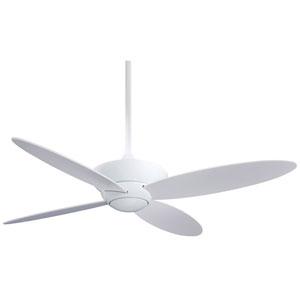 Zen White 52-Inch Energy Star Ceiling Fan