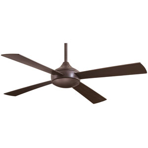 Aluma Oil Rubbed Bronze 52-Inch Ceiling Fan