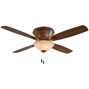 Mojo Ii Distressed Koa 52-Inch Three-Light Ceiling Fan
