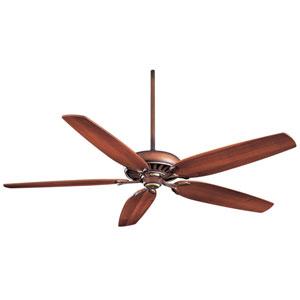 Great Room Belcaro Walnut 72-Inch Ceiling Fan