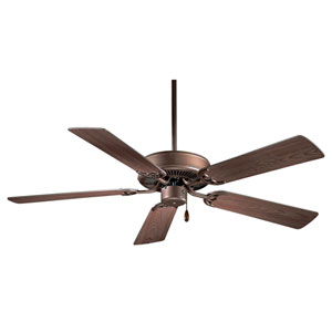 42-Inch Contractor Oil Rubbed Bronze Fan