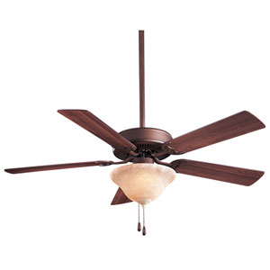 52-Inch Contractor Oil Rubbed Bronze Ceiling Fan