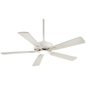 Contractor Bone White 52-Inch Ceiling Fan