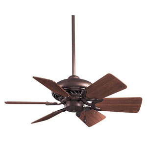 32-Inch Supra Oil Rubbed Bronze Energy Star Ceiling Fan
