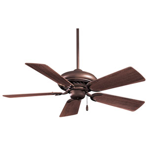 44-Inch Supra Oil Rubbed Bronze Ceiling Fan