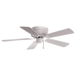 42-Inch Mesa White Ceiling Fan