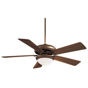 52-Inch Supra Oil Rubbed Bronze Energy Star Ceiling Fan