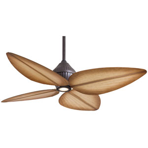Mandalay Oil Rubbed Bronze 52-Inch Ceiling Fan