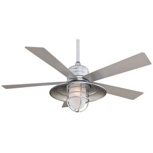 Rainman Galvanized 54 Inch Blade Indoor/Outdoor Ceiling Fan for Wet Locations