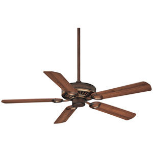 Ultra Max 54-In. Belcaro Walnut Ceiling Fan with Belcaro Walnut Blades