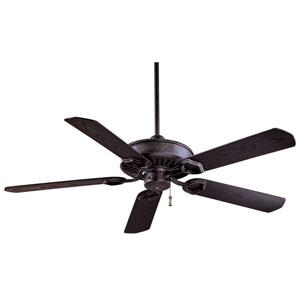Sundowner Heritage Black 54-Inch Ceiling Fan