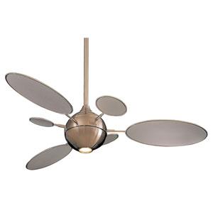Cirque Silver 54-Inch Ceiling Fan