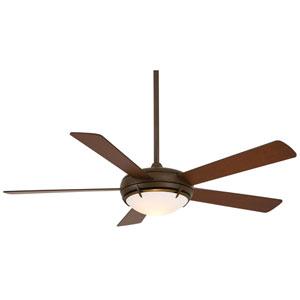 Como Oil Rubbed Bronze 54-Inch Ceiling Fan