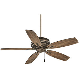 Timeless Heirloom Bronze 54-Inch Ceiling Fan