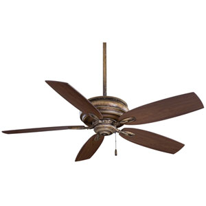 Timeless French Beige 54-Inch Ceiling Fan