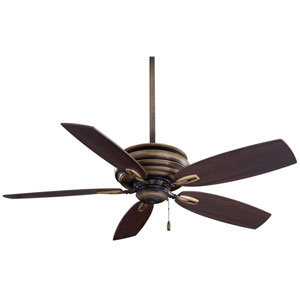 Timeless Patina Iron 54-Inch Ceiling Fan
