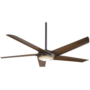 Raptor Oil Rubbed Bronze 60-Inch One-Light LED Fan
